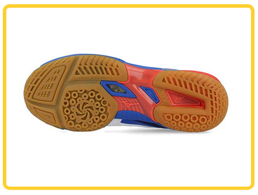 zapatillas badminton asics mujer