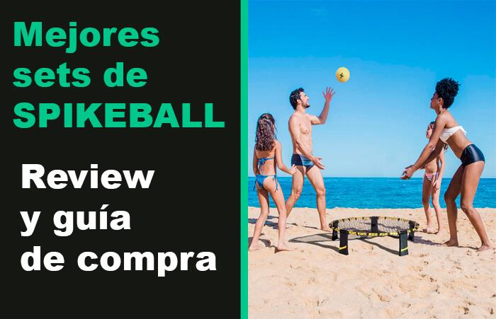Juego de playa spikeball